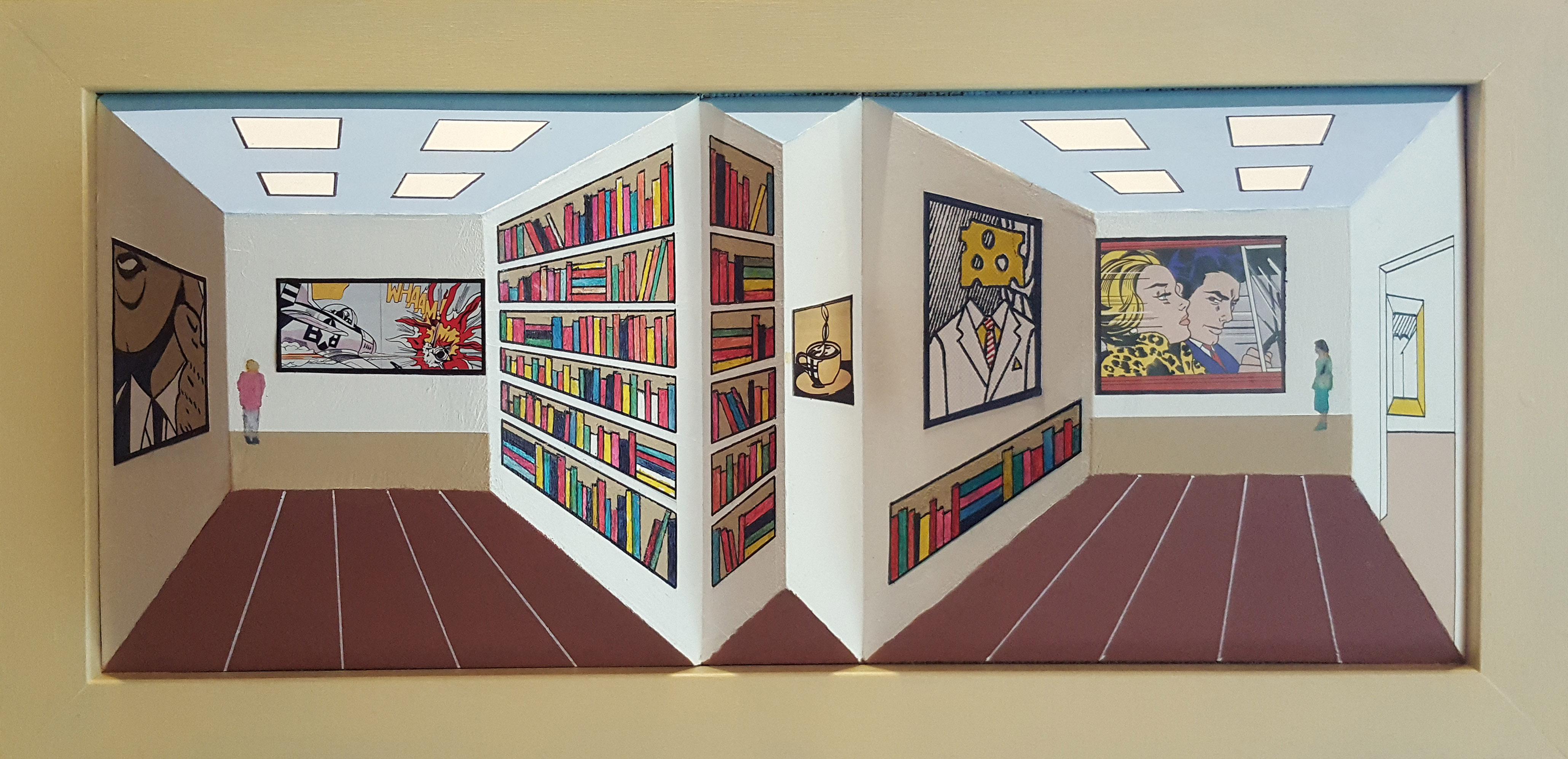 Roy's Gallery/ Library