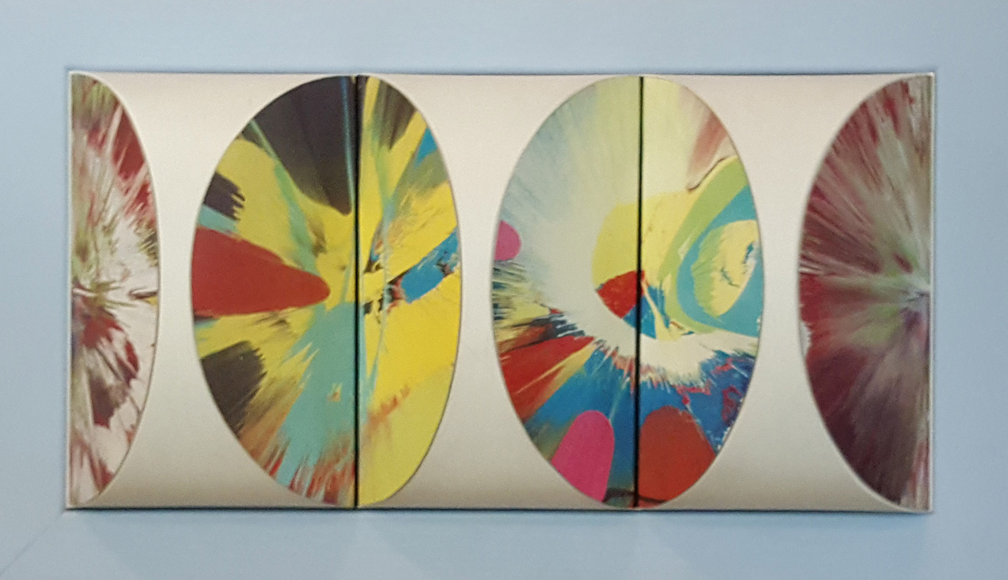 Spin Paintings (Magnetic)