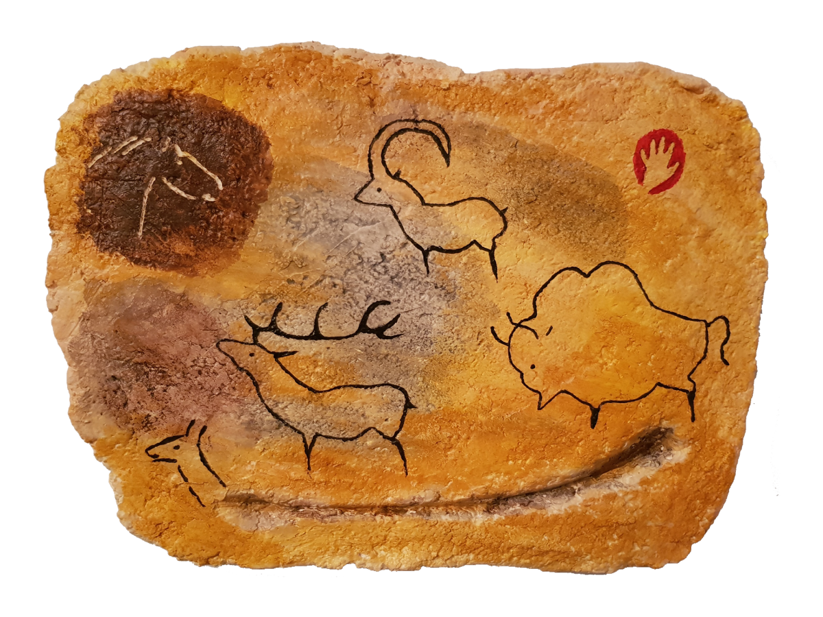 Cave Painting no.1